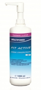 Multipower L-Carnitin Fit Aktiv Drink 1000ml Flasche