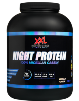 Night Protein XXL Nutrition 750g / 2000g