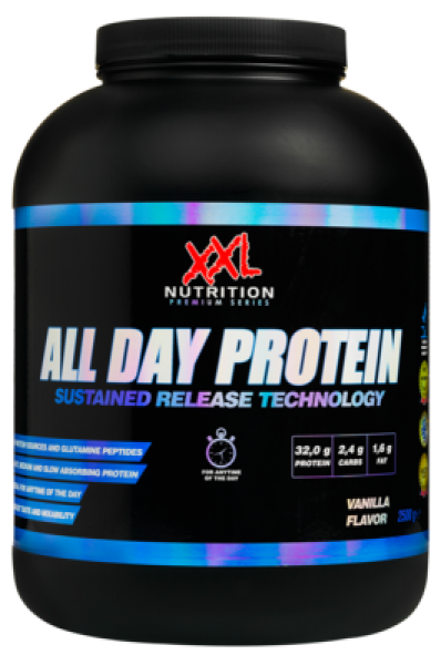 All Day Protein XXL Nutrition