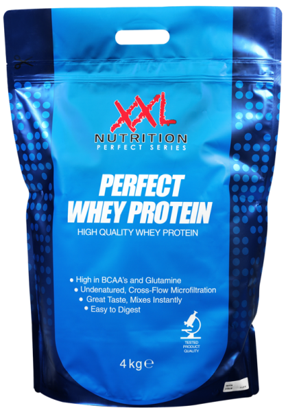 Perfect Whey Protein XXL Nutrition  750g / 4000g